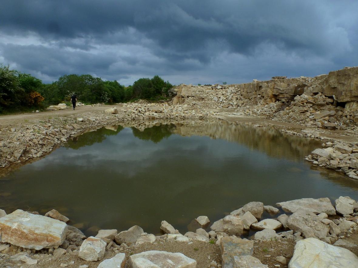 Drumkeelan quarry