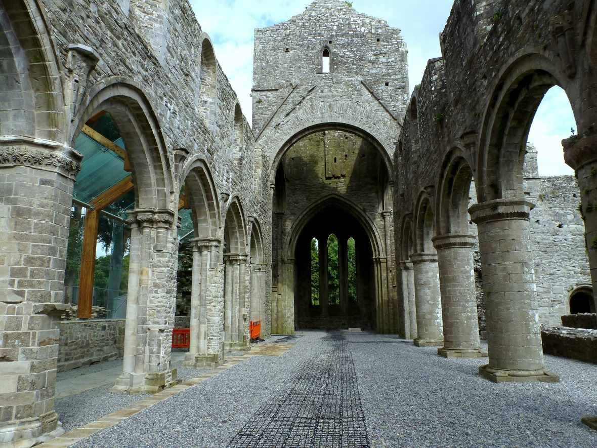 The Abbey of Boyle