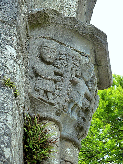carved capital