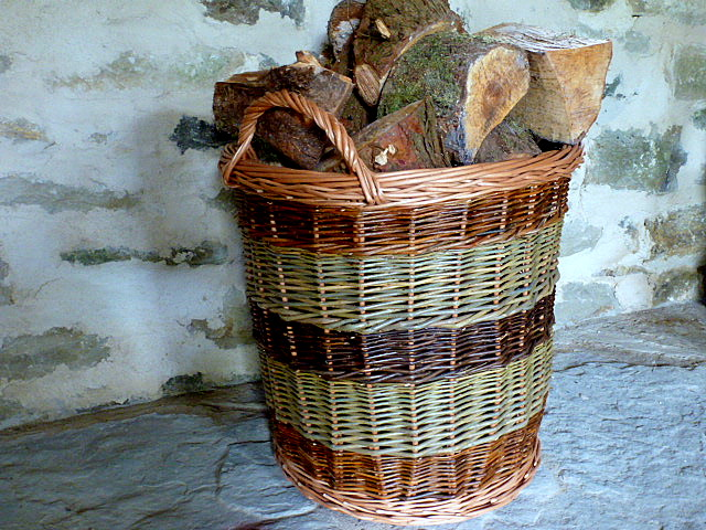 Basket by Peter O'Conor
