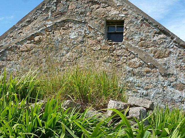 granite gable on Owey