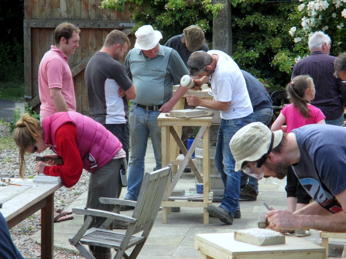 carving workshop