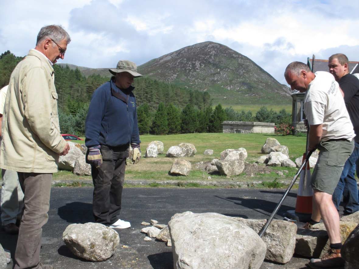 mourne walling workshop