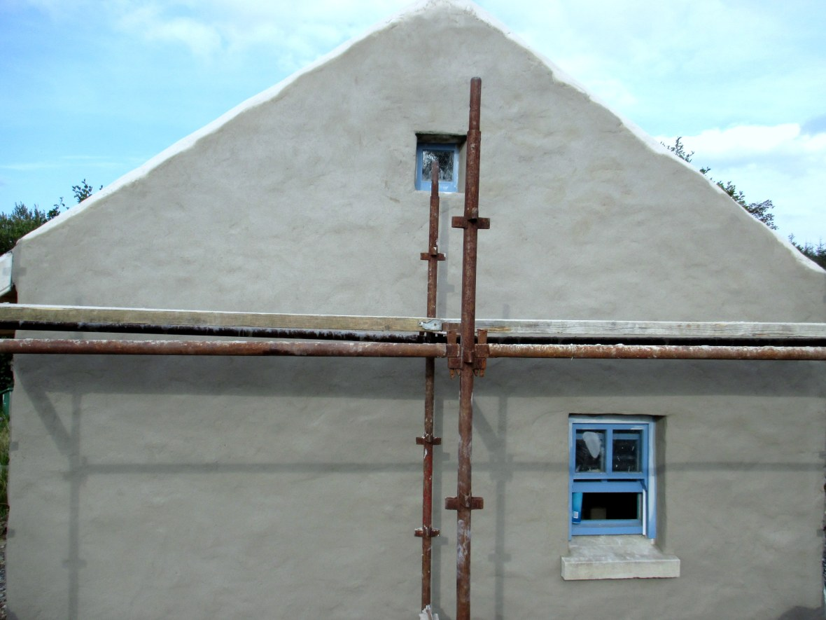 finished gable