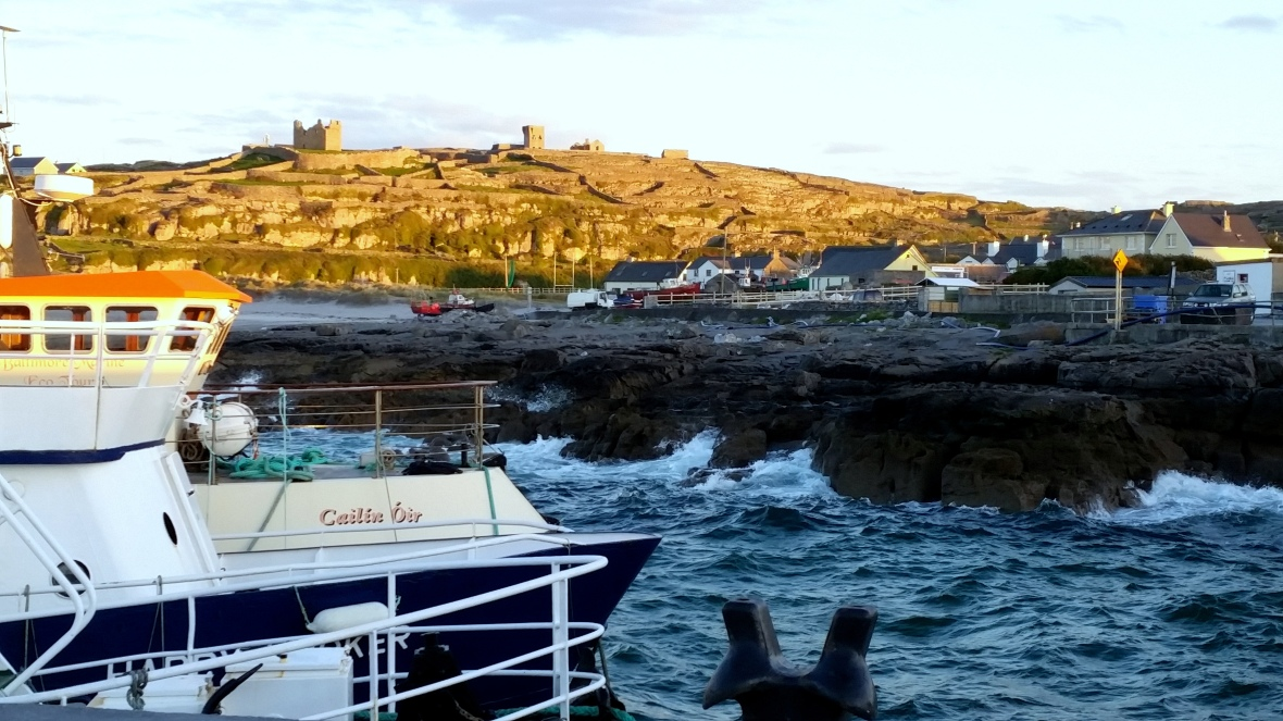 harbour Inis Oirr