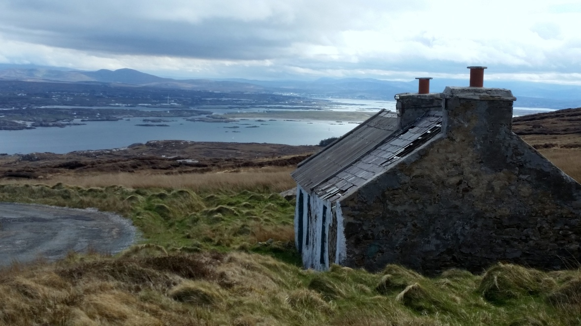 Aran Mór cottage