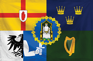 high king flag