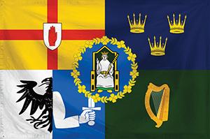 high king flag